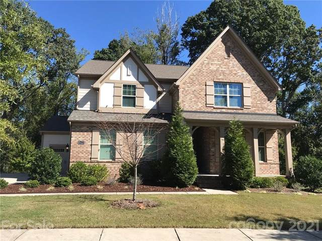 8415 Bramfield Drive, Huntersville, NC 28078 (#3797125) :: Berkshire Hathaway HomeServices Carolinas Realty