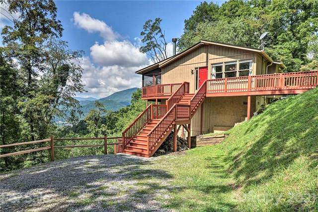 1541 Utah Mountain Road, Waynesville, NC 28785 (#3797181) :: Premier Realty NC