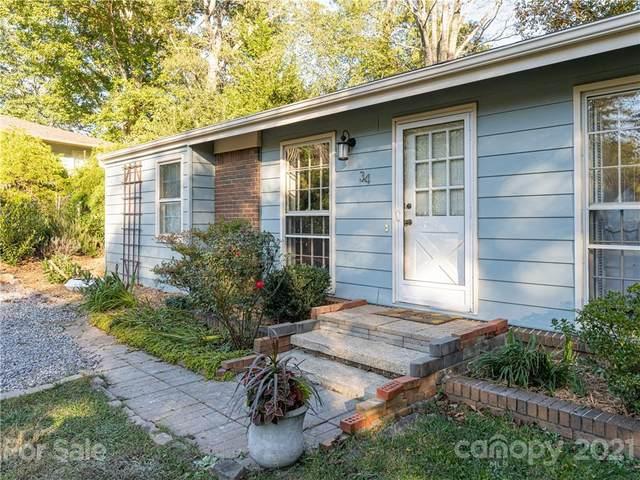 34 Waverly Court, Asheville, NC 28805 (#3797188) :: Ann Rudd Group