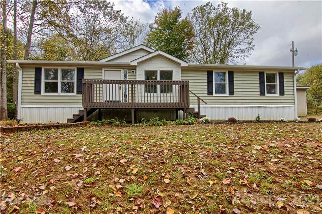 51 Tipton Hill Road, Leicester, NC 28748 (#3797238) :: Lake Wylie Realty