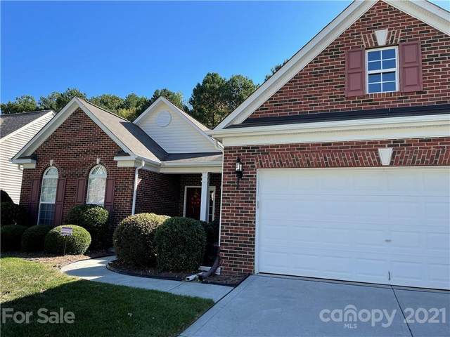 2011 Canopy Drive, Indian Trail, NC 28079 (#3797280) :: Briggs American Homes