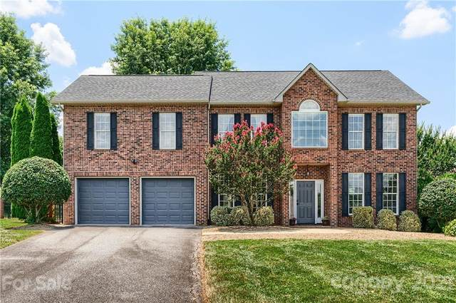 3645 Hogan Court NE, Conover, NC 28613 (#3797284) :: Briggs American Homes