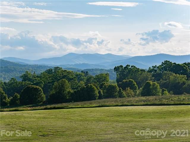 Lot 16 Pisgah Ridge Trail, Mills River, NC 28759 (MLS #3797299) :: RE/MAX Journey