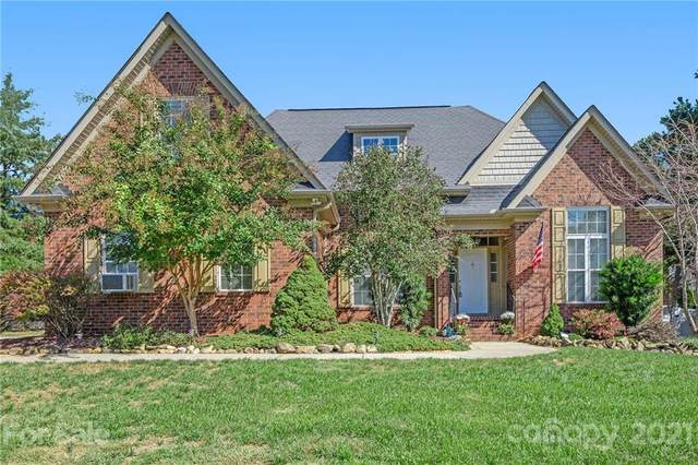 225 Thompson Court, Indian Trail, NC 28079 (#3797308) :: Scarlett Property Group
