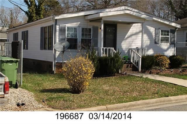 2614 Spencer Avenue, Gastonia, NC 28054 (#3797333) :: Lake Wylie Realty