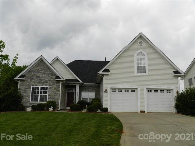 1600 Jekyll Lane, Waxhaw, NC 28173 (#3797415) :: Berkshire Hathaway HomeServices Carolinas Realty