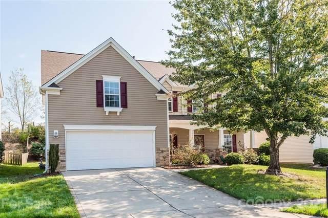 9668 Ravenscroft Lane NW #523, Concord, NC 28027 (#3797449) :: Briggs American Homes