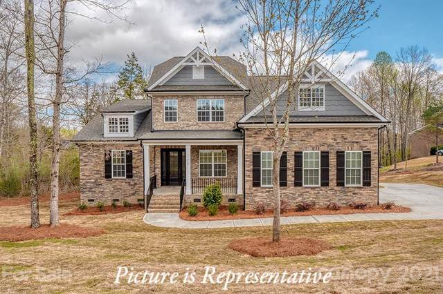 572 Highland Ridge Point, Clover, SC 29710 (#3797458) :: Lake Wylie Realty