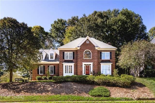 8821 Blooming Arbor Street, Huntersville, NC 28078 (#3797532) :: Cloninger Properties