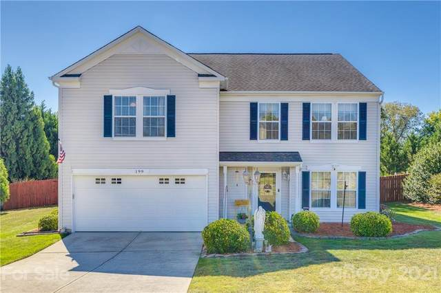 199 Old Carriage Road, Clover, SC 29710 (#3797550) :: Love Real Estate NC/SC