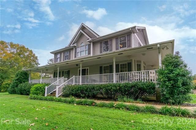 872 Barnardsville Highway, Weaverville, NC 28787 (#3797593) :: Carolina Real Estate Experts