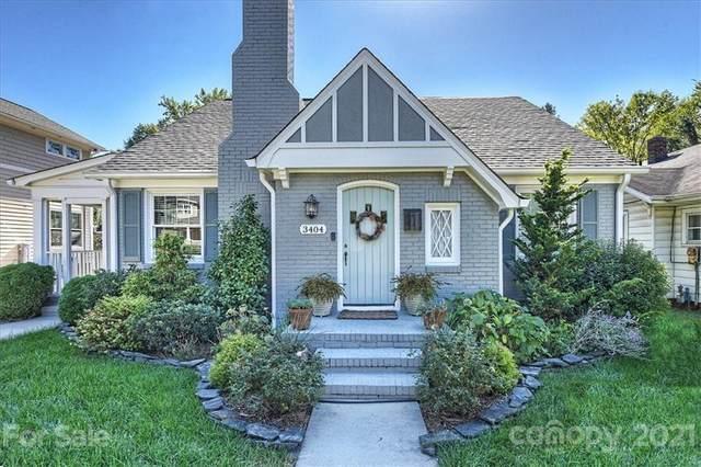 3404 Ritch Avenue, Charlotte, NC 28206 (#3797595) :: Mossy Oak Properties Land and Luxury