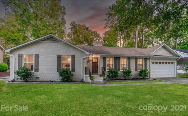 1132 Shady Bluff Drive, Charlotte, NC 28211 (#3797596) :: High Vistas Realty