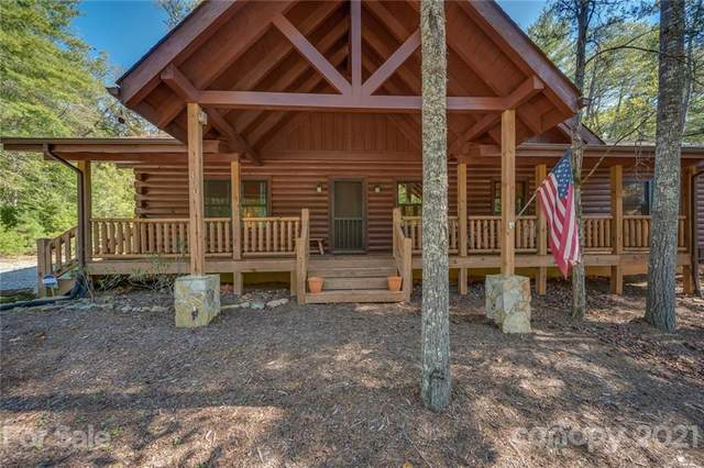 350 Hawks Terrace, Lake Lure, NC 28746 (#3797617) :: Lake Wylie Realty
