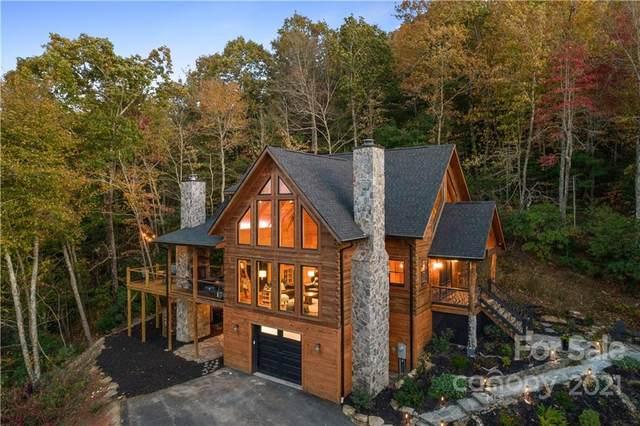243 Corsica Lane, Saluda, NC 28773 (#3797635) :: MartinGroup Properties