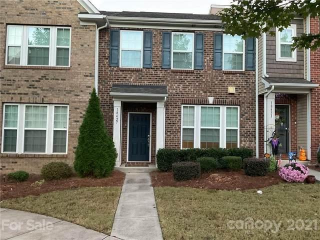 18427 The Commons Boulevard, Cornelius, NC 28031 (#3797649) :: MartinGroup Properties