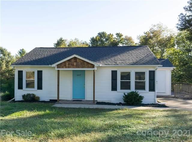 487 Dogwood Street, Hudson, NC 28638 (#3797715) :: Lake Wylie Realty