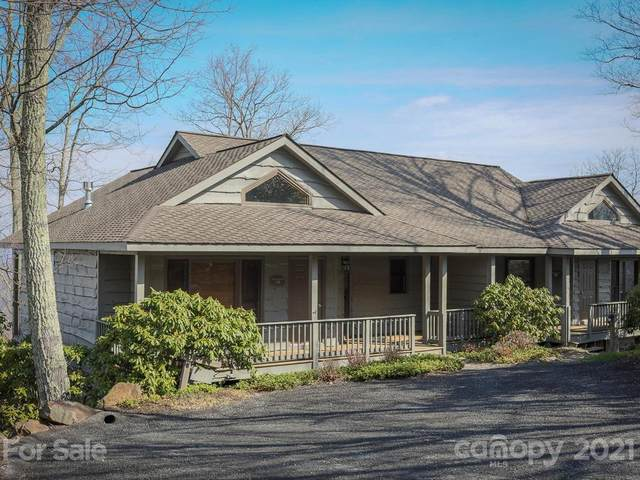 81 Clubhouse Drive 1-A, Burnsville, NC 28714 (#3797726) :: Rowena Patton's All-Star Powerhouse