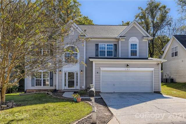 167 Devon Forest Drive, Mooresville, NC 28115 (#3797743) :: LePage Johnson Realty Group, LLC