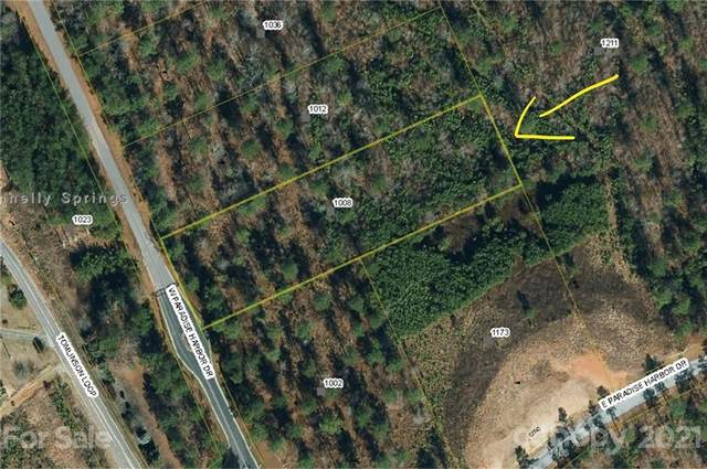 1012 W Paradise Harbor Drive #158, Connelly Springs, NC 28612 (#3797746) :: The Ordan Reider Group at Allen Tate