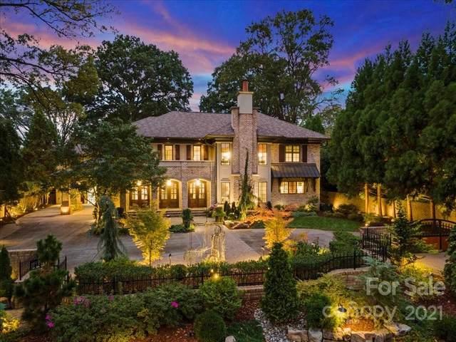2428 Vernon Drive, Charlotte, NC 28211 (#3797778) :: MartinGroup Properties