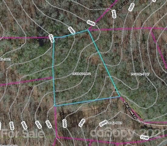 999999 Fox Creek Estates #26, Sylva, NC 28779 (#3797845) :: Modern Mountain Real Estate