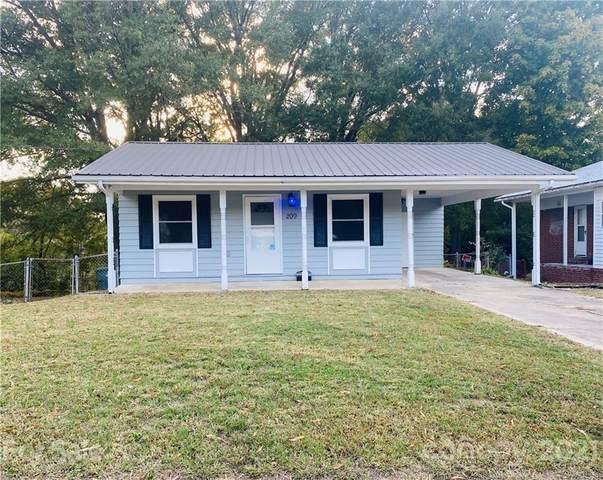 209 W 14th Street, Salisbury, NC 28144 (#3797885) :: Homes Charlotte