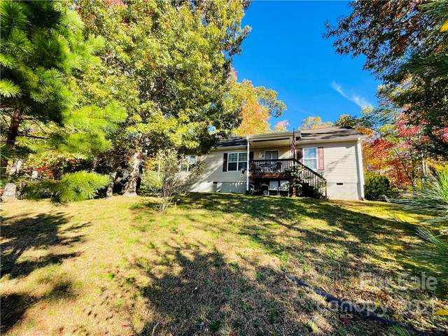 27 Rocky Fork Road, Fairview, NC 28730 (#3797886) :: High Performance Real Estate Advisors