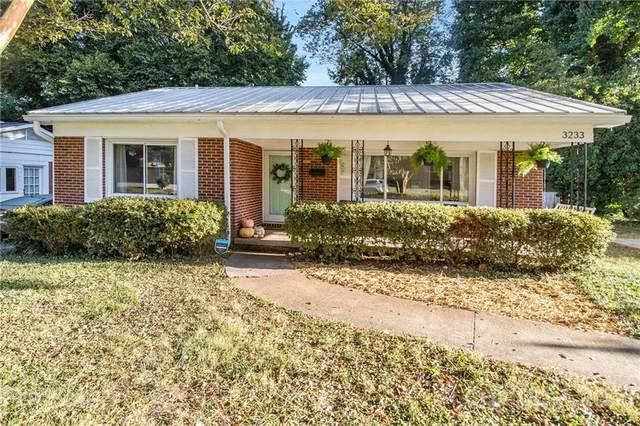 3233 Wicklow Place, Charlotte, NC 28205 (#3797893) :: Briggs American Homes