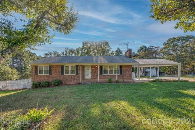 252 Harrill Dairy Road, Forest City, NC 28043 (#3797919) :: Lake Wylie Realty