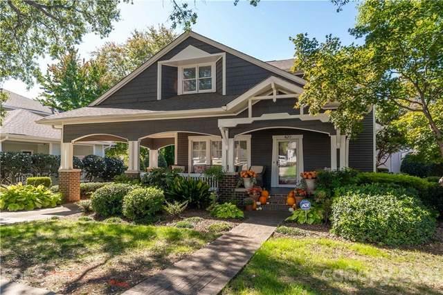 420 Magnolia Avenue, Charlotte, NC 28203 (#3797950) :: Briggs American Homes