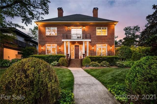 1169 S Kings Drive, Charlotte, NC 28207 (#3797952) :: Love Real Estate NC/SC