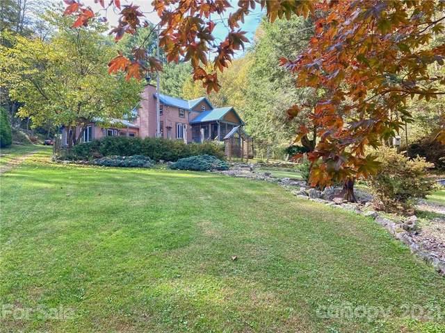 375 Millar Road, Hot Springs, NC 28743 (#3798060) :: Love Real Estate NC/SC