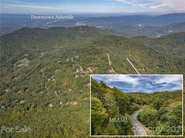490 Barrington Drive #121, Asheville, NC 28803 (#3798064) :: High Vistas Realty