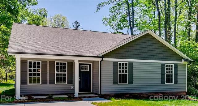 3024 Iredell Drive, Charlotte, NC 28269 (#3798087) :: The Ordan Reider Group at Allen Tate
