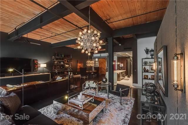 310 Arlington Avenue, Charlotte, NC 28203 (#3798108) :: Briggs American Homes