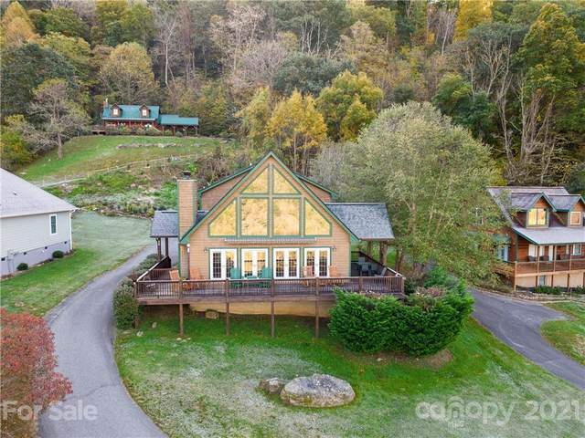 228 Tanner Trail, Waynesville, NC 28785 (#3798109) :: Lake Wylie Realty