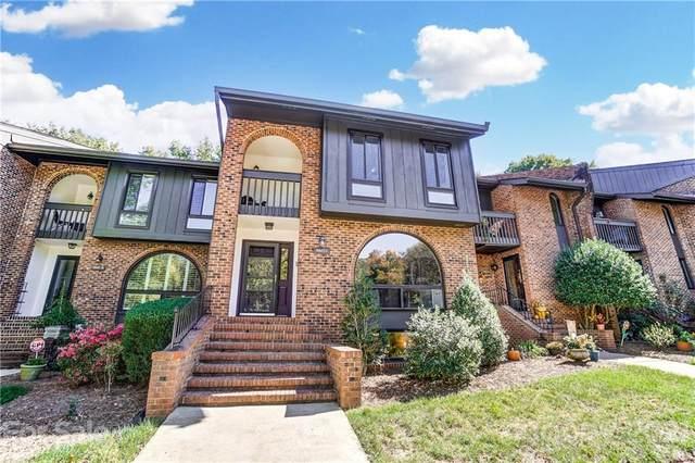 5807 Sharon Road C, Charlotte, NC 28210 (#3798194) :: MartinGroup Properties