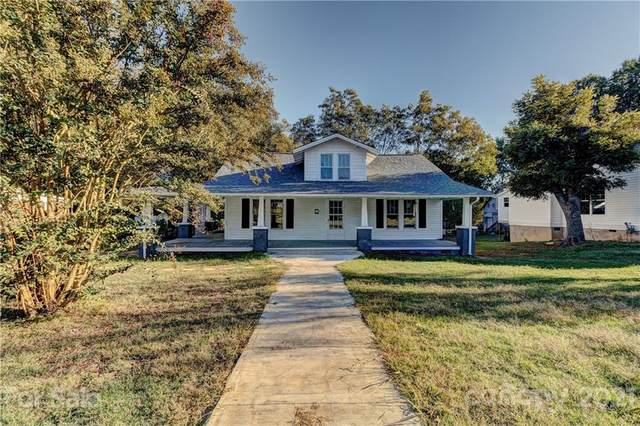 309 W Second Street, Cherryville, NC 28021 (#3798234) :: Lake Wylie Realty