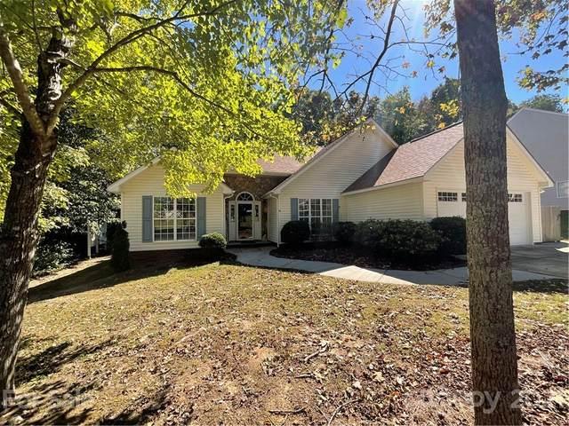 1664 Trotters Ridge Road, Stanfield, NC 28163 (#3798246) :: Todd Lemoine Team