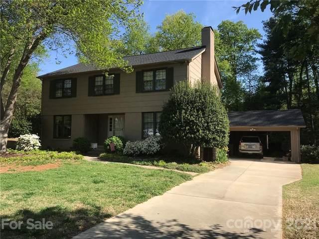 2601 Huntingtowne Farms Lane, Charlotte, NC 28210 (#3798248) :: Besecker & Maynard Group