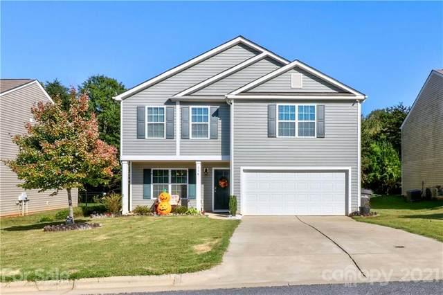 114 Harvest Pointe Drive, Statesville, NC 28677 (#3798259) :: Cloninger Properties