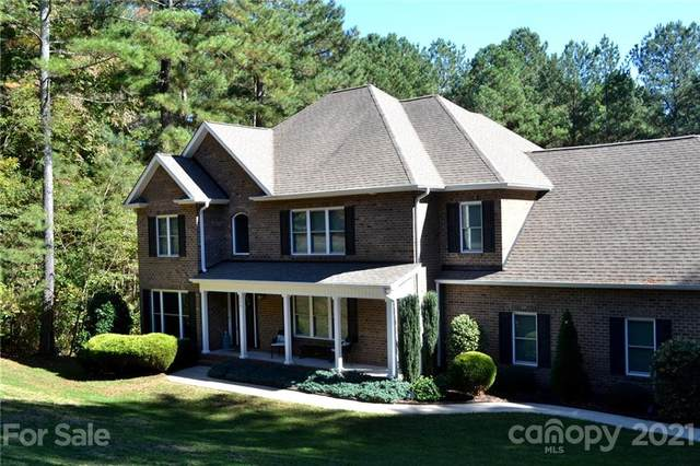 206 Ridge Top Drive, Connelly Springs, NC 28612 (#3798270) :: Scarlett Property Group