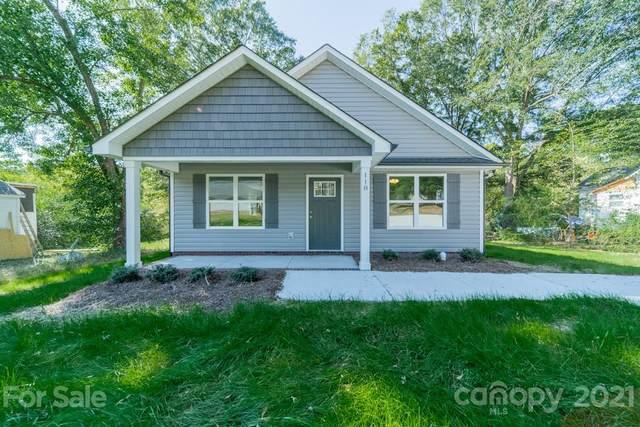 118 Akron Avenue, Kannapolis, NC 28081 (#3798316) :: Cloninger Properties