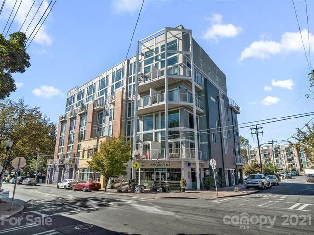 3123 N Davidson Street #205, Charlotte, NC 28205 (#3798341) :: Love Real Estate NC/SC
