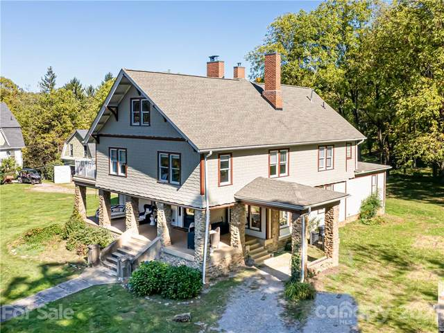 189 Woolsey Heights, Waynesville, NC 28786 (#3798399) :: Modern Mountain Real Estate