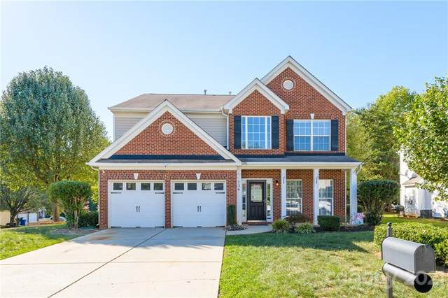 136 Meandering Way Lane, Mooresville, NC 28117 (#3798417) :: LePage Johnson Realty Group, LLC