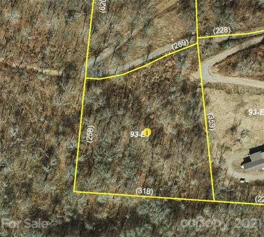 9999 Coxcomb Trail 93-E2, Burnsville, NC 28714 (#3798508) :: Love Real Estate NC/SC