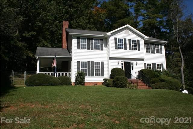 13 Hampton Lane, Weaverville, NC 28787 (#3798522) :: Carolina Real Estate Experts