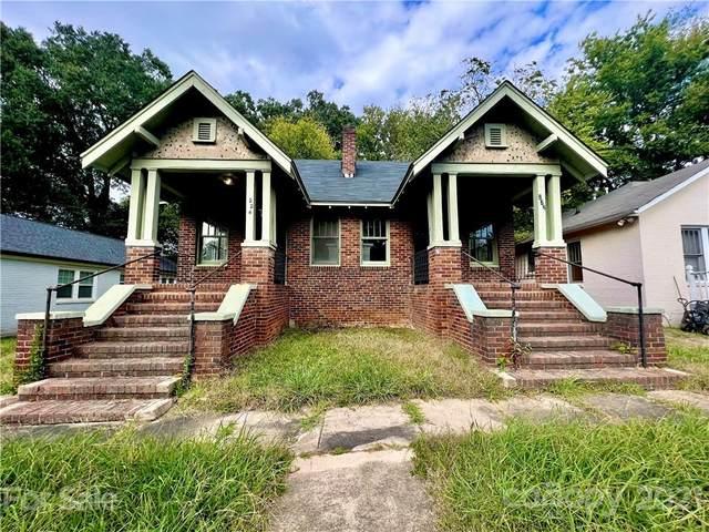 222-224 Auten Street, Charlotte, NC 28208 (#3798553) :: Carolina Real Estate Experts